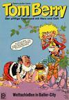 Cover for Tom Berry (Pabel Verlag, 1968 series) #30