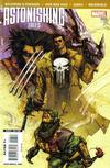 Cover for Astonishing Tales (Marvel, 2009 series) #6