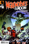 Cover for Werewolves on the Moon: Versus Vampires (Dark Horse, 2009 series) #2