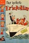 Cover for Der heitere Fridolin (Semrau, 1958 series) #1