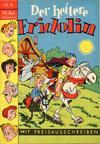 Cover for Der heitere Fridolin (Semrau, 1958 series) #5