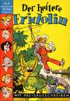 Cover for Der heitere Fridolin (Semrau, 1958 series) #6