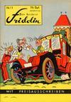 Cover for Der heitere Fridolin (Semrau, 1958 series) #12
