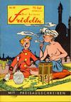 Cover for Der heitere Fridolin (Semrau, 1958 series) #18