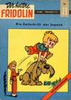Cover for Der heitere Fridolin (Semrau, 1958 series) #23