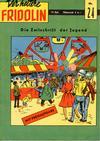 Cover for Der heitere Fridolin (Semrau, 1958 series) #24