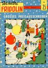 Cover for Der heitere Fridolin (Semrau, 1958 series) #25