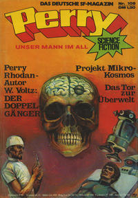 Cover Thumbnail for Perry (Moewig, 1968 series) #108