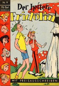 Cover Thumbnail for Der heitere Fridolin (Semrau, 1958 series) #9