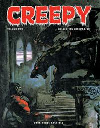 Cover Thumbnail for Creepy Archives (Dark Horse, 2008 series) #2