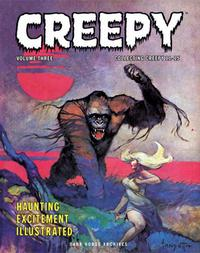 Cover Thumbnail for Creepy Archives (Dark Horse, 2008 series) #3