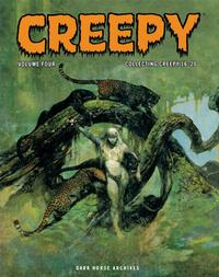 Cover Thumbnail for Creepy Archives (Dark Horse, 2008 series) #4