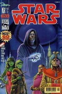 Cover Thumbnail for Star Wars (Dino Verlag, 1999 series) #2