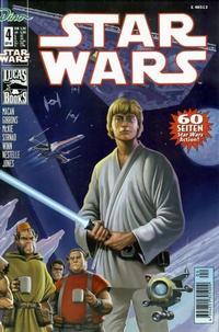Cover Thumbnail for Star Wars (Dino Verlag, 1999 series) #4