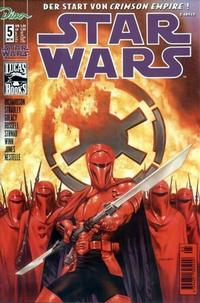 Cover Thumbnail for Star Wars (Dino Verlag, 1999 series) #5