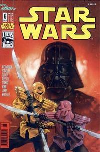 Cover Thumbnail for Star Wars (Dino Verlag, 1999 series) #6