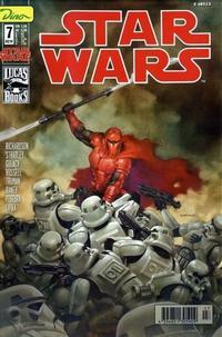 Cover Thumbnail for Star Wars (Dino Verlag, 1999 series) #7