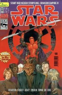 Cover Thumbnail for Star Wars (Dino Verlag, 1999 series) #11