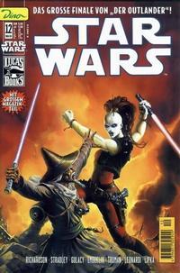 Cover Thumbnail for Star Wars (Dino Verlag, 1999 series) #12