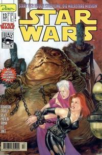 Cover Thumbnail for Star Wars (Dino Verlag, 1999 series) #13