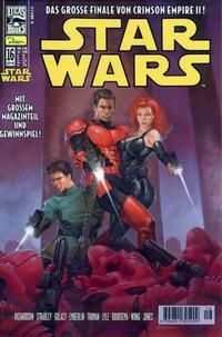 Cover Thumbnail for Star Wars (Dino Verlag, 1999 series) #16