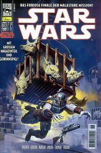 Cover Thumbnail for Star Wars (Dino Verlag, 1999 series) #18
