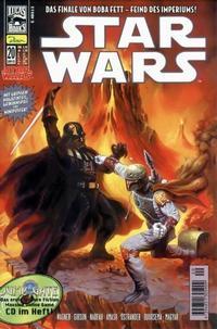 Cover Thumbnail for Star Wars (Dino Verlag, 1999 series) #20