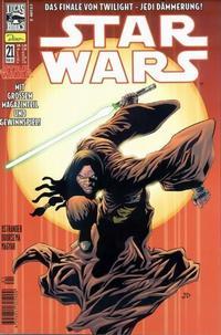 Cover Thumbnail for Star Wars (Dino Verlag, 1999 series) #21