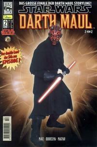 Cover Thumbnail for Star Wars (Dino Verlag, 1999 series) #2 [23]
