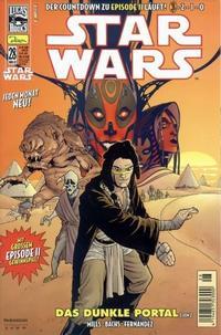 Cover Thumbnail for Star Wars (Dino Verlag, 1999 series) #28