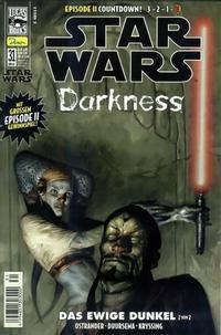 Cover Thumbnail for Star Wars (Dino Verlag, 1999 series) #31