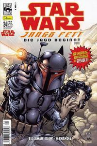 Cover Thumbnail for Star Wars (Dino Verlag, 1999 series) #34