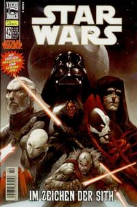 Cover Thumbnail for Star Wars (Panini Deutschland, 2003 series) #42