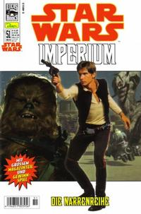 Cover Thumbnail for Star Wars (Panini Deutschland, 2003 series) #51