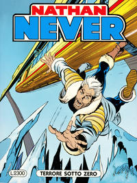 Cover Thumbnail for Nathan Never (Sergio Bonelli Editore, 1991 series) #6
