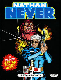 Cover Thumbnail for Nathan Never (Sergio Bonelli Editore, 1991 series) #7