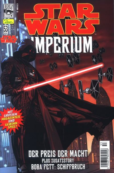 Cover for Star Wars (Panini Deutschland, 2003 series) #53