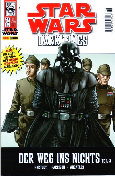 Cover for Star Wars (Panini Deutschland, 2003 series) #64
