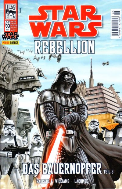 Cover for Star Wars (Panini Deutschland, 2003 series) #65