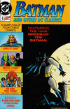 Cover for Batman and Other DC Classics (DC, 1989 series) #1