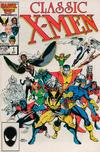 Cover for Classic X-Men (Marvel, 1986 series) #1 [Direct]