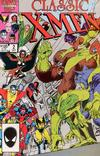 Cover for Classic X-Men (Marvel, 1986 series) #2 [Direct Edition]