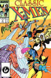 Cover for Classic X-Men (Marvel, 1986 series) #12 [Direct Edition]