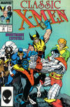 Cover for Classic X-Men (Marvel, 1986 series) #15 [Direct]