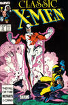 Cover for Classic X-Men (Marvel, 1986 series) #16 [Direct]
