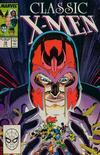 Cover for Classic X-Men (Marvel, 1986 series) #18 [Direct]