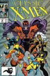 Cover for Classic X-Men (Marvel, 1986 series) #19 [Direct Edition]