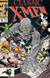 Cover for Classic X-Men (Marvel, 1986 series) #22 [Direct]