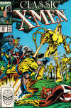 Cover for Classic X-Men (Marvel, 1986 series) #24 [Direct]