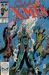 Cover for Classic X-Men (Marvel, 1986 series) #32 [Direct Edition]